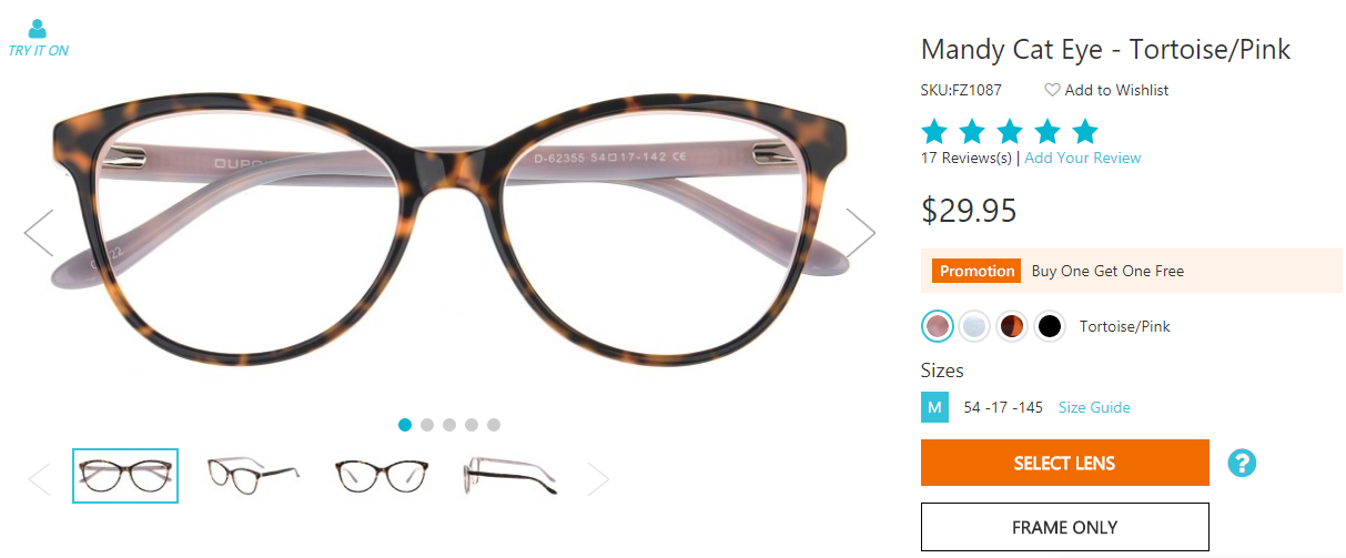 7d247a601d If this is your first time to buy prescription eyeglasses online