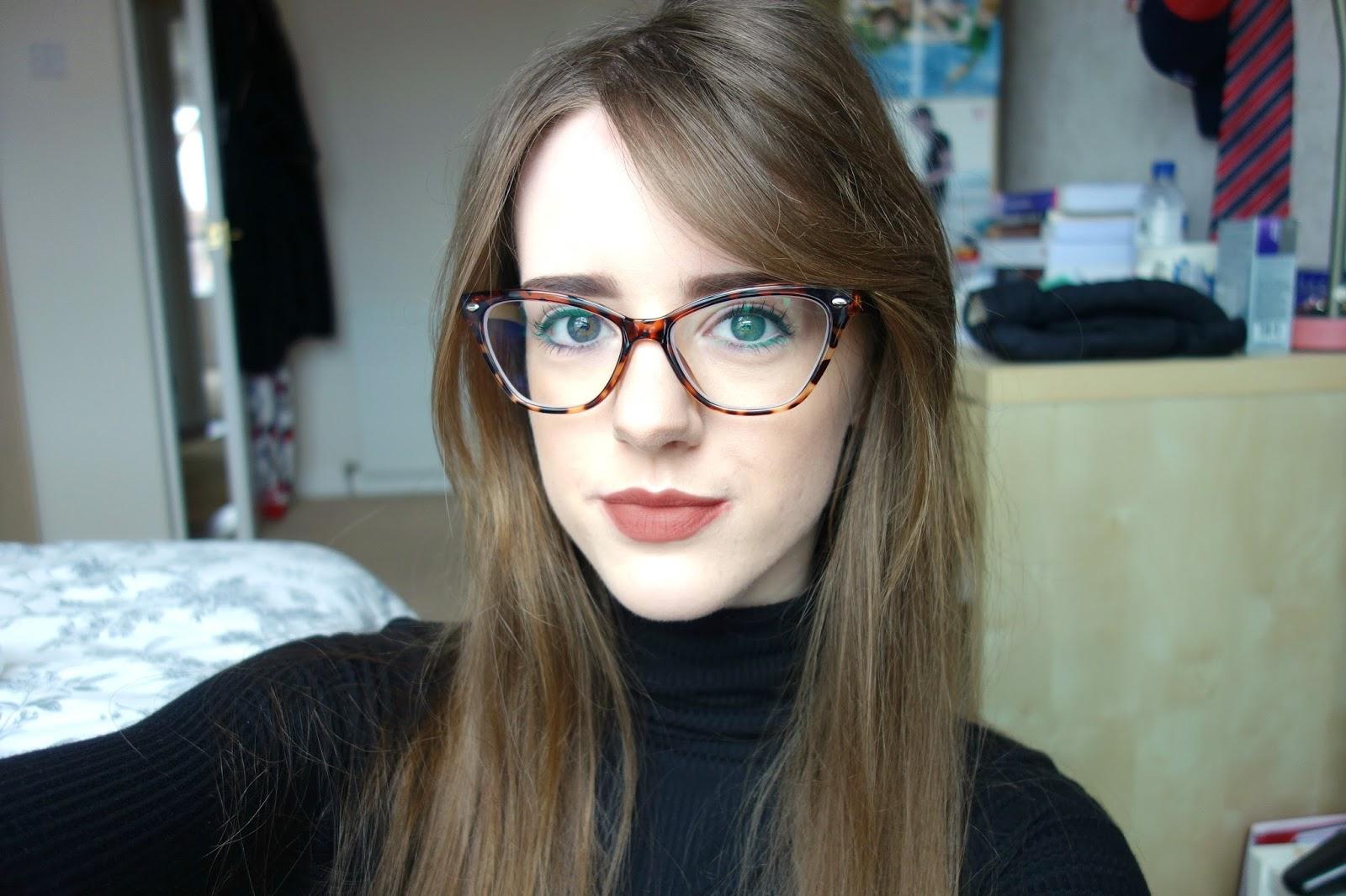 Novia Cat Eye Tortoise Eyeglasses Glassesshop Com