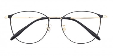 New Classic Wayframe - Black/Golden