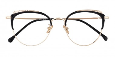 c5070df99b83 Goose Cat Eye - Black Golden
