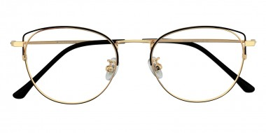 7ca458e03d26 Judd Cat Eye - Black Golden