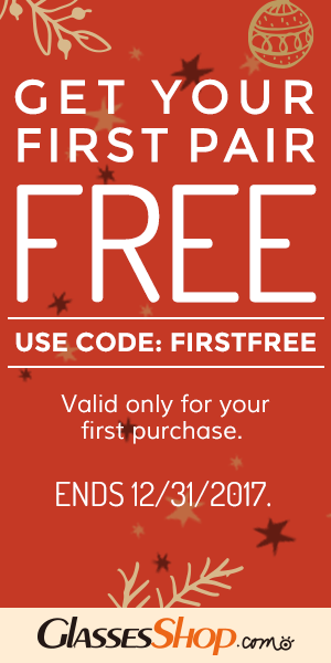 First Pair Free! (NEW Customer Only) Coupon Code FIRSTFREE At GlassesShop.com � Expires 12/31/2017