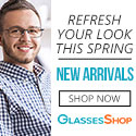 Refresh your look this Spring!  Shop NEW ARRIVALS now @GlassesShop.com