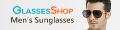 The Latest Looks in Men's Sunglasses - Shop the hottest styles while they're available.  Limited Time offer at GlassesShop.com