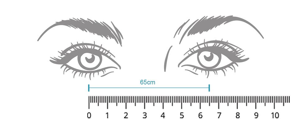Measure Pd At Home Glassesshop Com